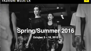 Permalink to: Los Angeles Fashion Week
